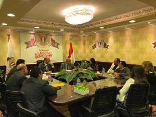اللواء محمود منصور عضوا بالمجلس الرئاسي لحزب «مصر الثورة»