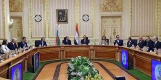 مدبولي يبحث مع رئيس بلغاريا سبل تعزيز العلاقات الثنائية