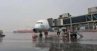 مطار القاهرة يستقبل رحلتين استثنائيتين قادمتين من جدة والكويت لنقل 325 عالقا