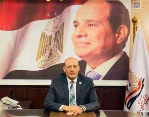 """رئيس حزب """"المصريين"""": الضربات الاستباقية للأمن الوطني تزلزل جماعات الإرهاب والتطرف"""