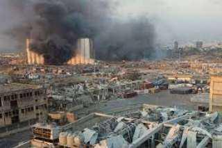 انفجار بيروت.. 5 طائرات مساعدات روسية في طريقها بيروت