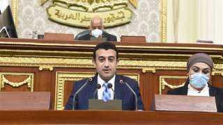 """""""عبد العال"""" يفتتح الجلسة العامة الأخيرة لمجلس النواب"""