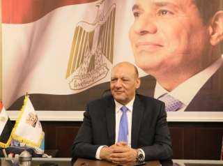 """رئيس حزب """"المصريين"""": السيسى يقود ثورة التنمية فى كل المجالات"""
