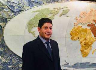 المستشار خالد السيد.. جهود الدولة المصرية فى توفير لقاح كورونا
