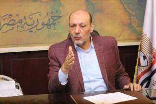 """رئيس حزب """"المصريين"""" للكونجرس الأمريكى: لن تكونوا أوصياء على مصر"""