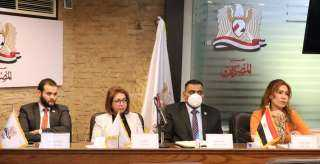 """بالصور.. بدء ندوة «السوشيال ميديا وتأثيرها على الشباب» بحزب """"المصريين"""""""