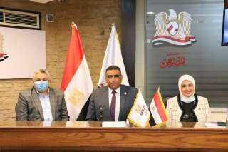 """حزب """"المصريين"""" يُدشن الصالون الثقافى الأول بعنوان «أمسية في حب مصر»"""